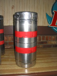 Draft Beer Containers