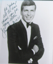 Frank Sinatra Junior Autographed Picture