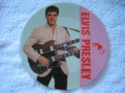 Elvis Picture Disc