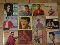 Elvis 45s Collection