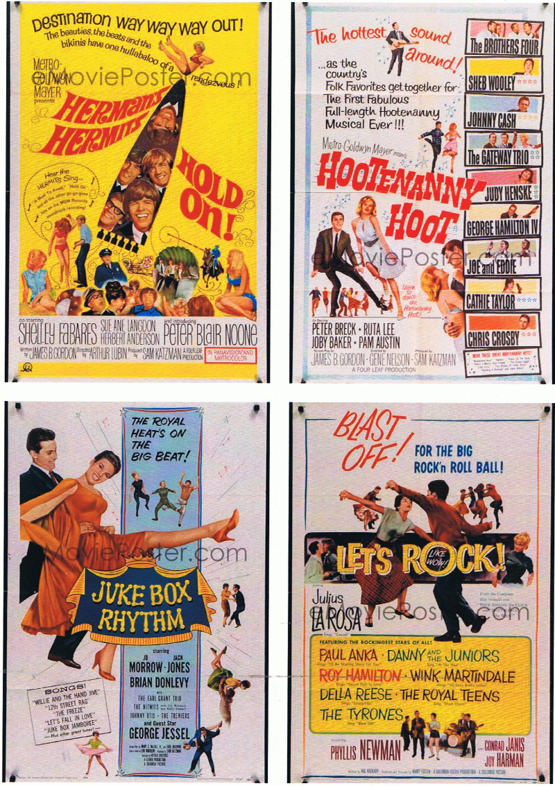 Rock n Roll Posters - 2