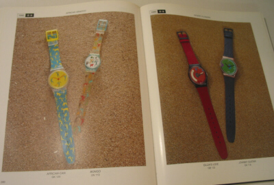 Swatch Watch Book